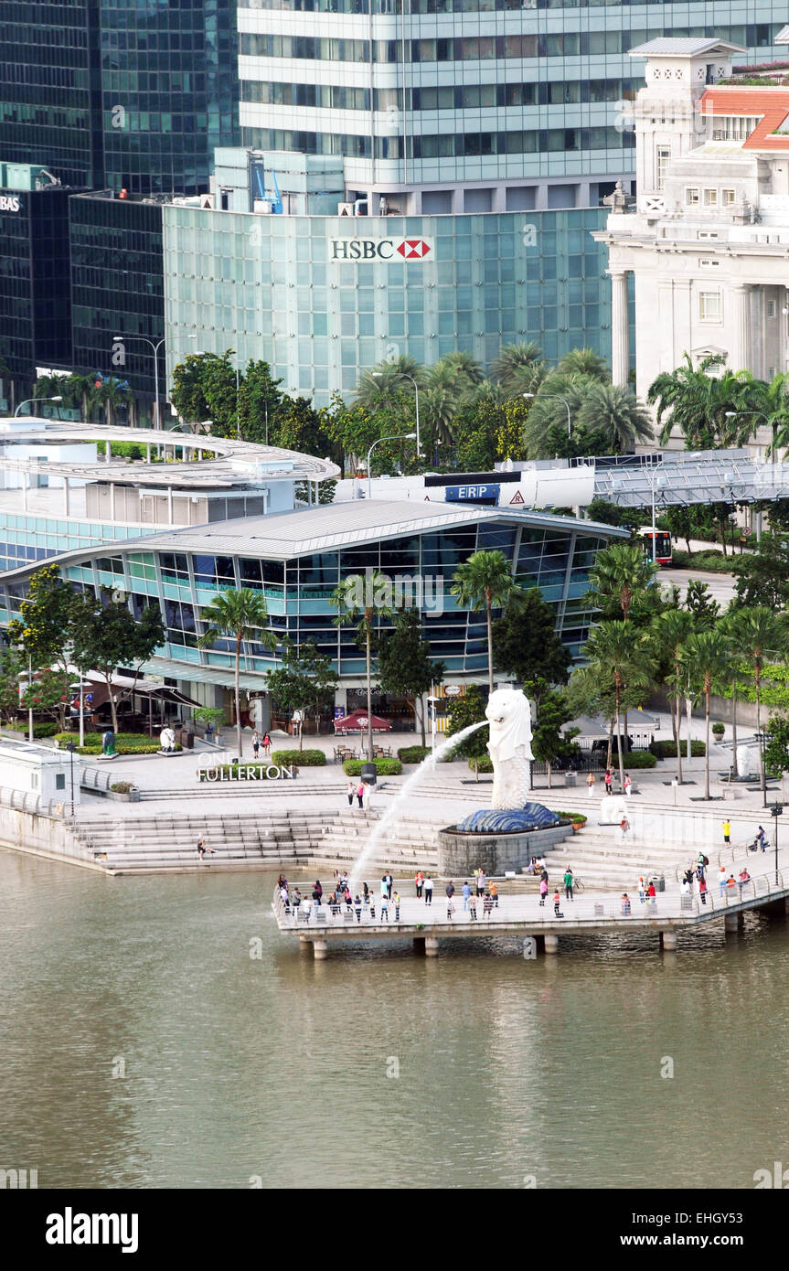 Singapur / Singapore - Stock Image