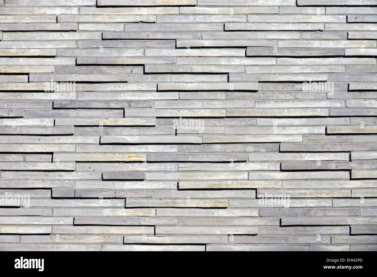 Grey background wall - Stock Image