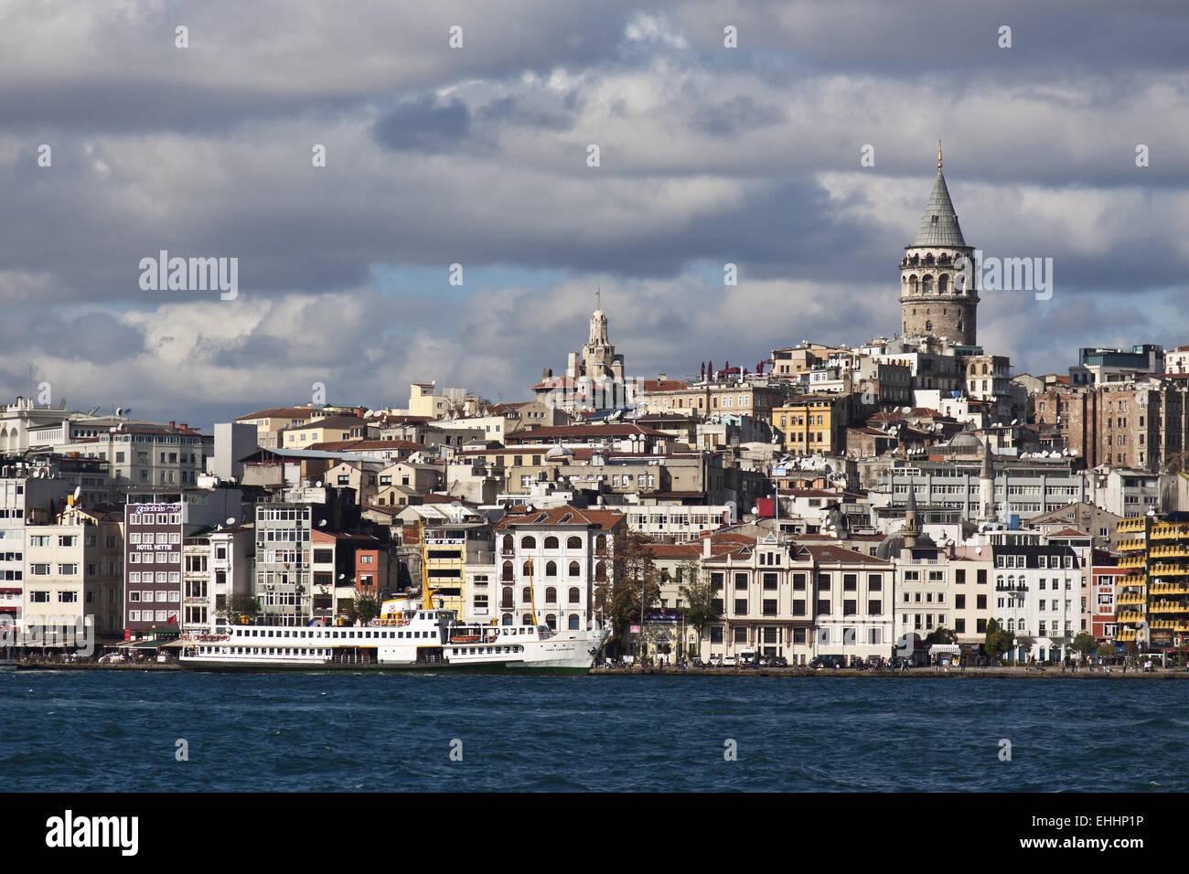 Istanbul - Stock Image