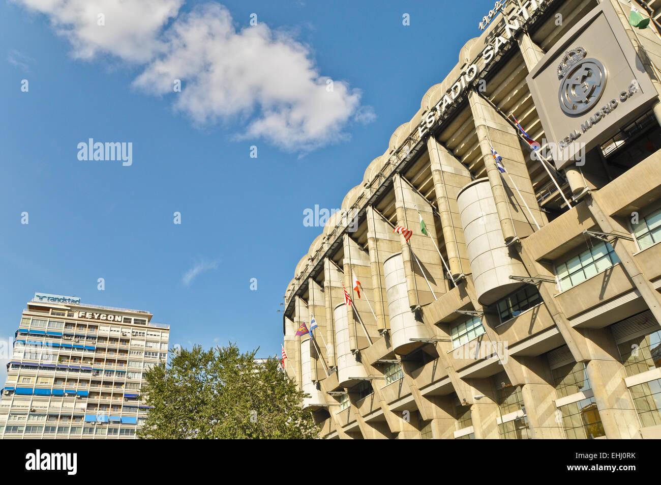 Real Madrid - Stock Image