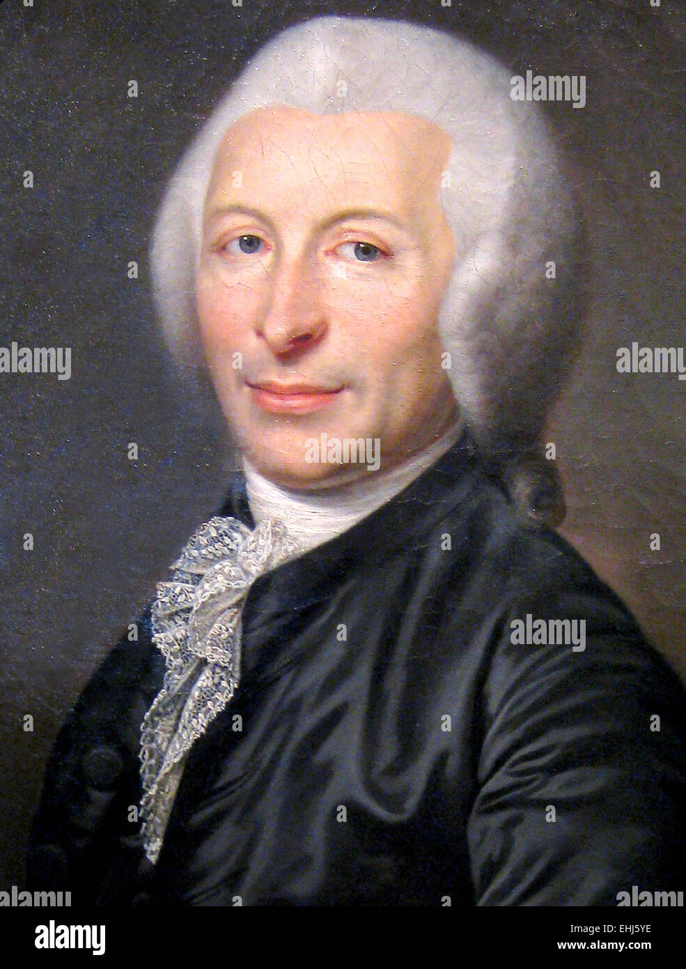 Dr. Joseph-Ignace Guillotin - Stock Image
