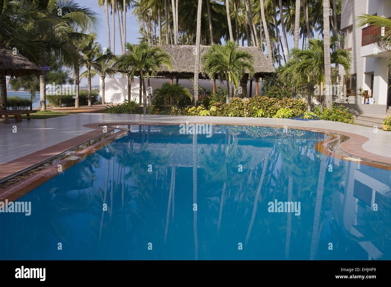 Hoang Lan Resort,Mui,Ne,Vietnam,asia Stock Photo