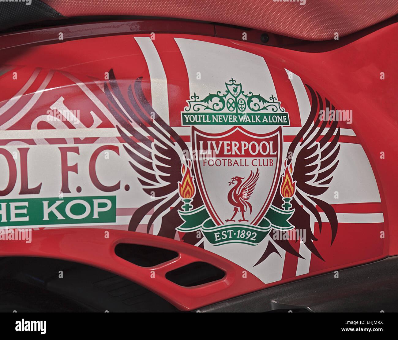 Liverpool FC - Stock Image