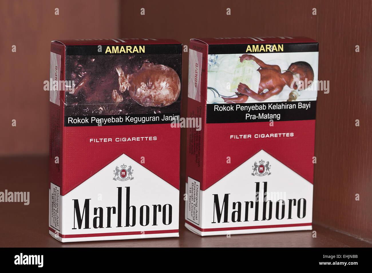 Marlboro Stock Photo
