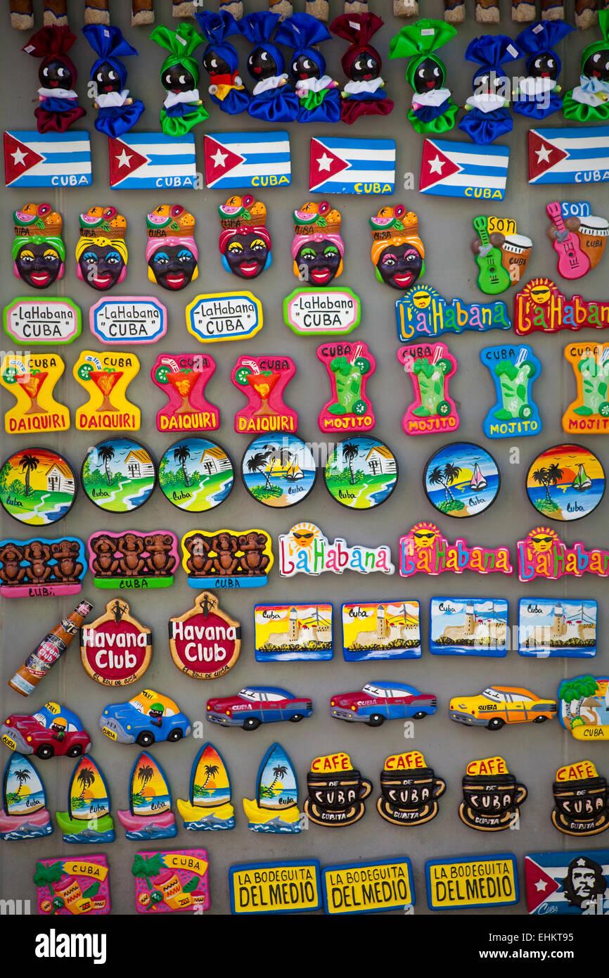 Havana Cuba Kühlschrank-Magnet 01