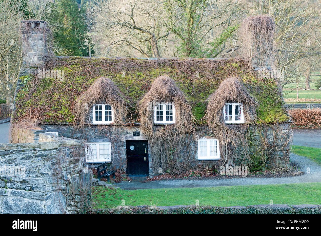 Welsh Stone Cottage Stock Photos Amp Welsh Stone Cottage