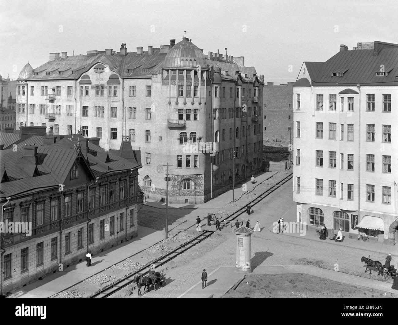 I.K. Inha, Helsinki d200 - Stock Image