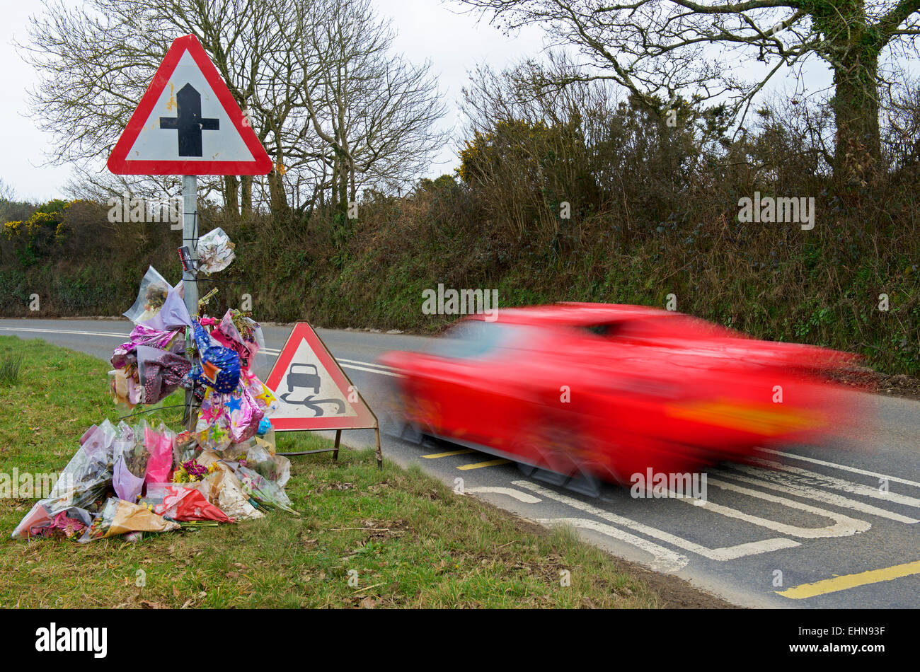 Fatal Car Accident Stock Photos & Fatal Car Accident Stock Images