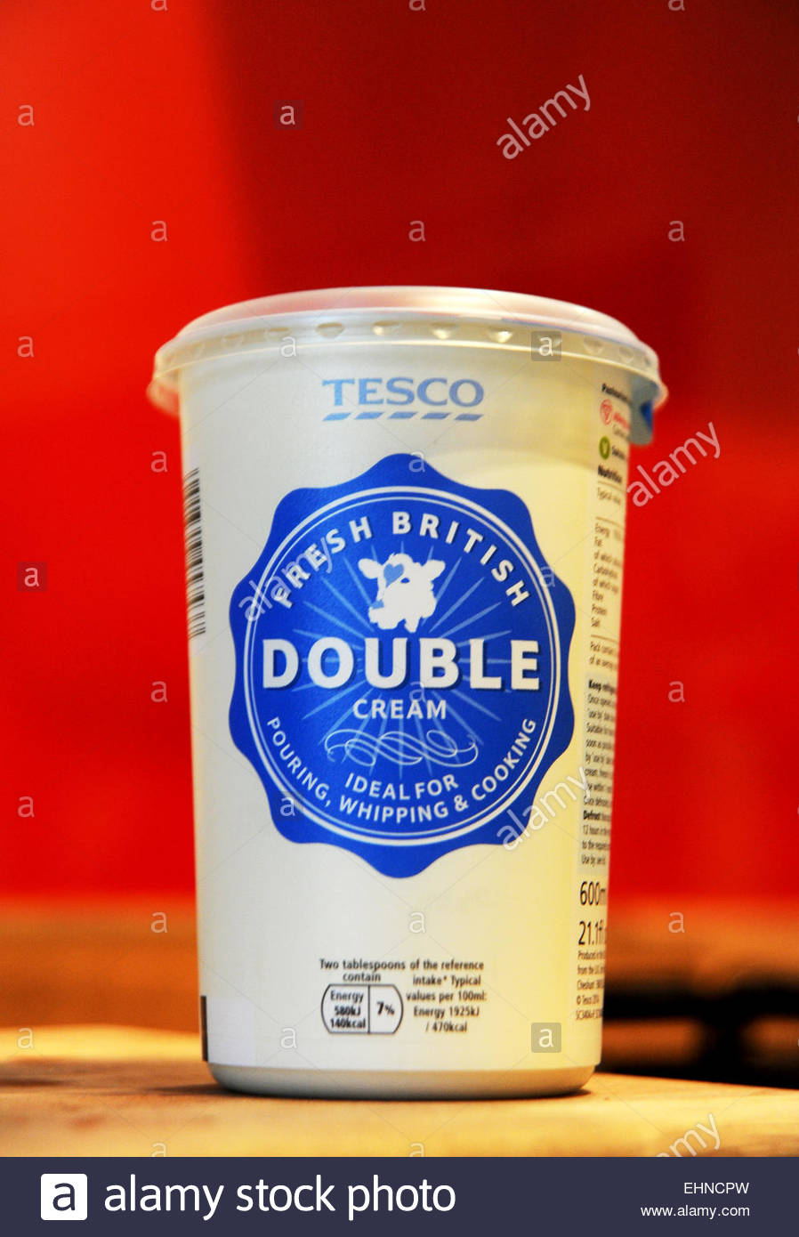 Double Cream High Resolution Stock Photography And Images Alamy