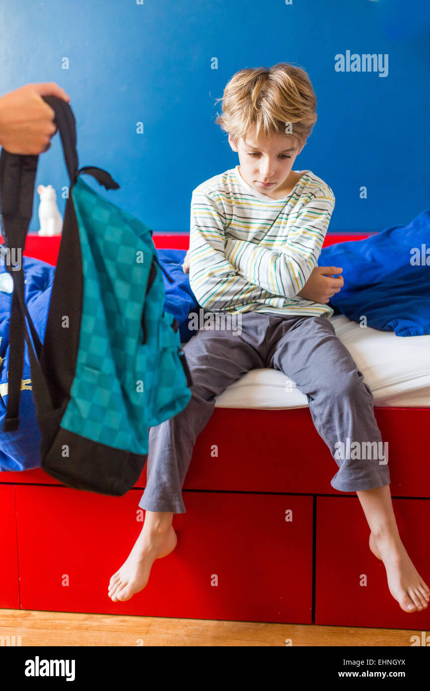 8 Year Boy Bedroom Design: Go To School Stock Photos & Go To School Stock Images