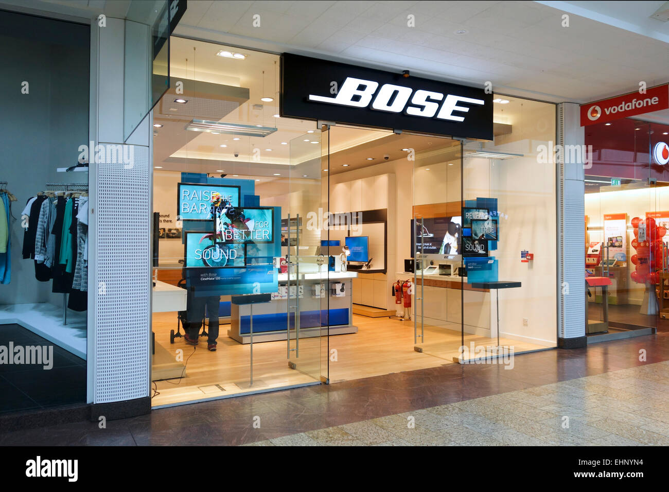 All Bose outlet stores