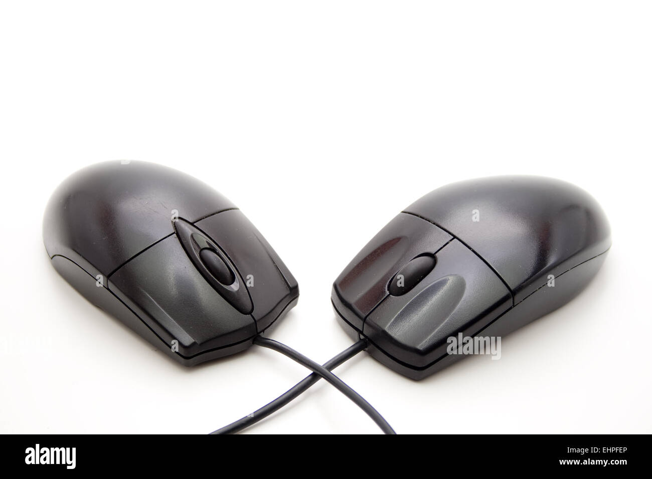 Computer mouse - Stock Image