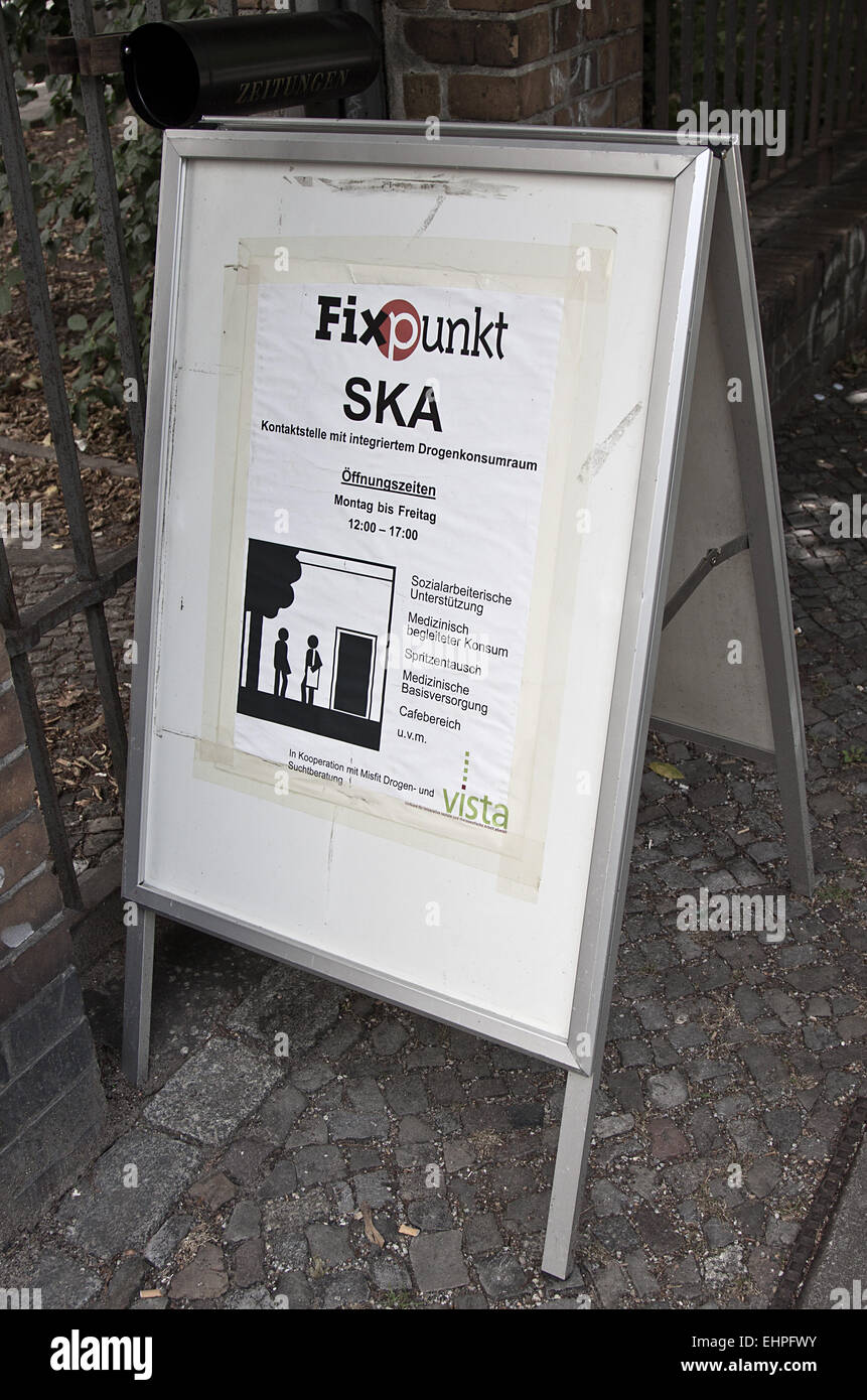 Fixpunkt Stock Photo
