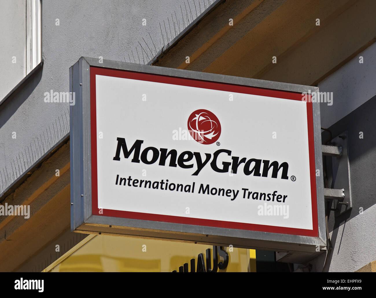 MoneyGram - Stock Image
