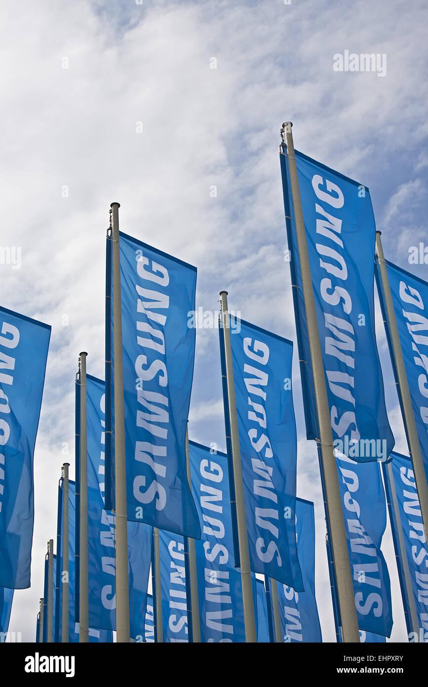 Samsung Stock Photo
