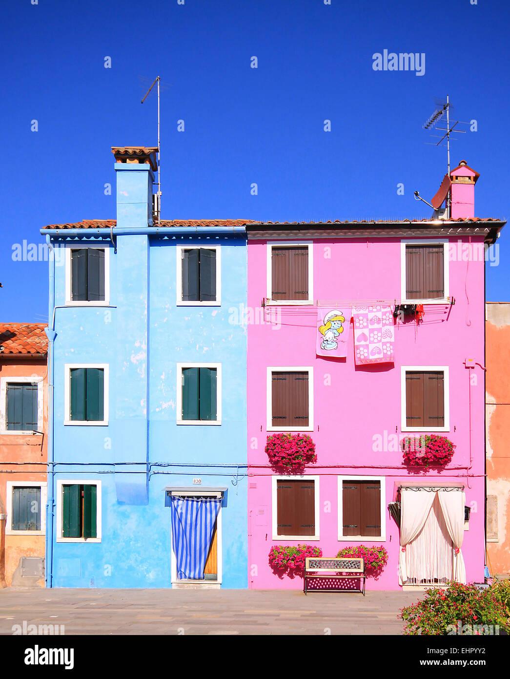Traditional Stucco Houses Stock Photos & Traditional Stucco Houses ...