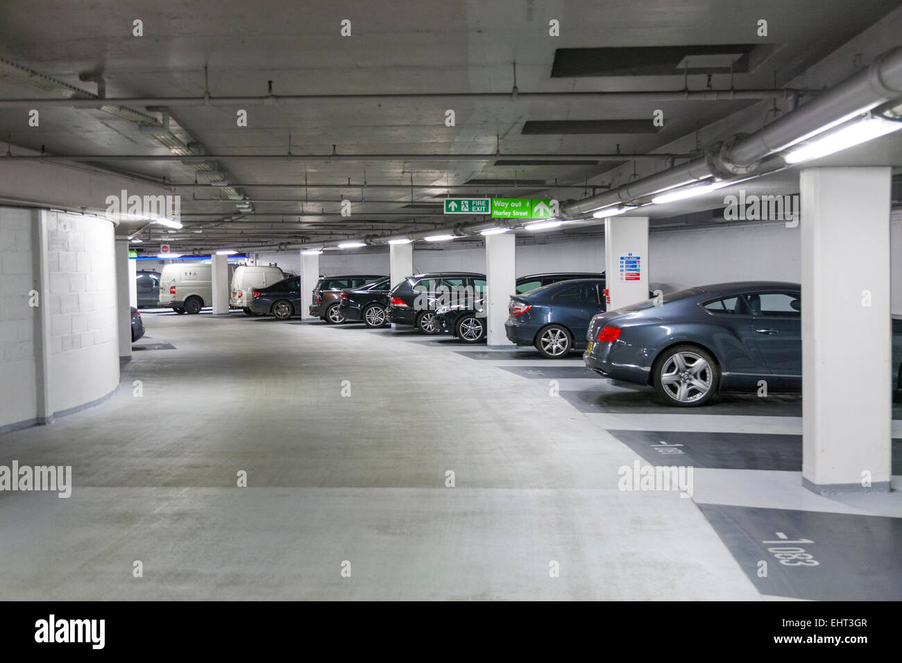 Car Parking Near Harrods