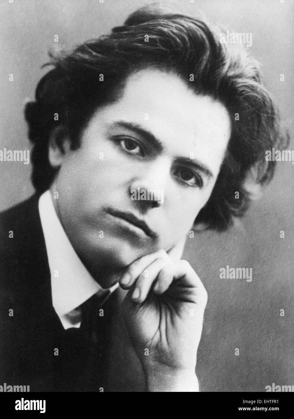 JAN KUBELIK (1880-1940) Czech violinist - Stock Image