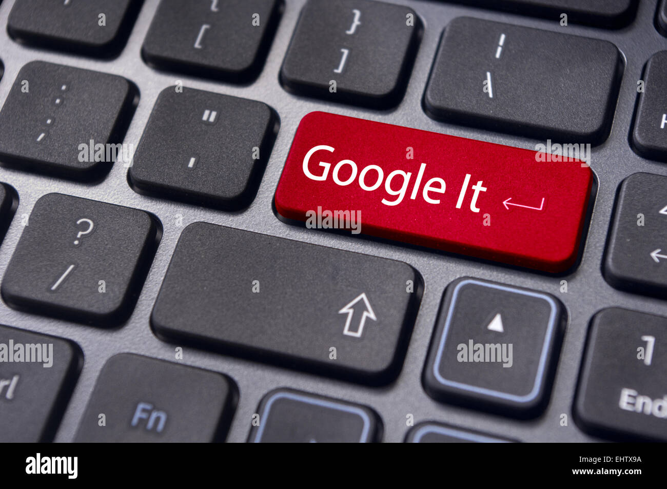 google, internet search concepts - Stock Image
