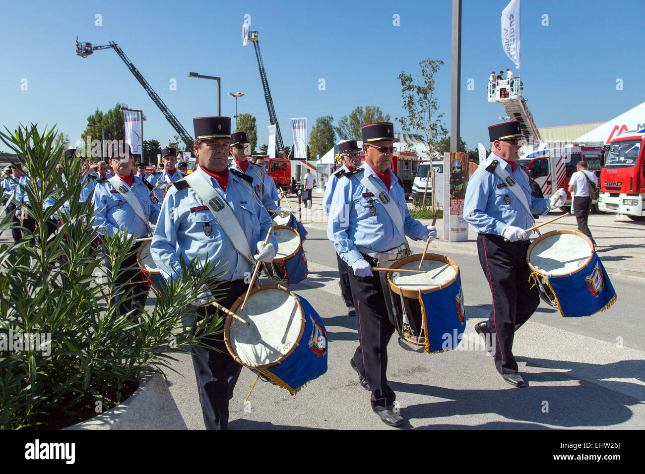 Firefighters Marching At Capitol >> Firefighters Band Stock Photos Firefighters Band Stock Images Alamy