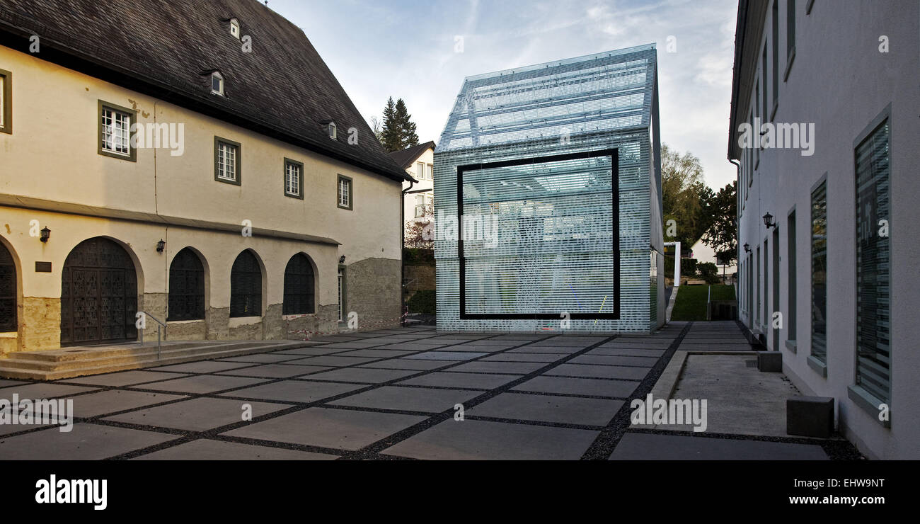 The convent Wedinghausen in Arnsberg. Stock Photo