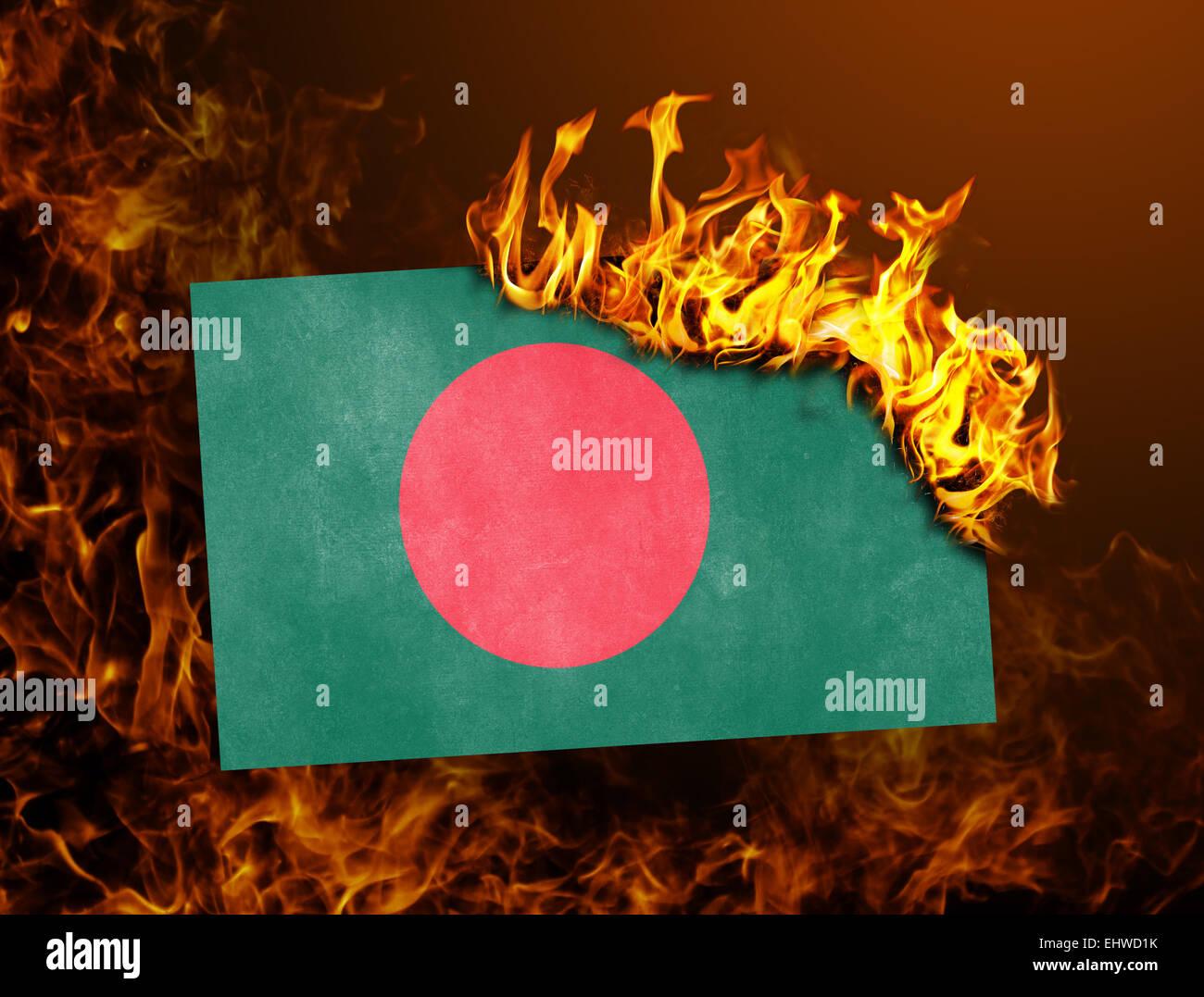 Rally Commemorates 1937 Memorial Day Massacre: Bangladesh War Of Independence Stock Photos & Bangladesh