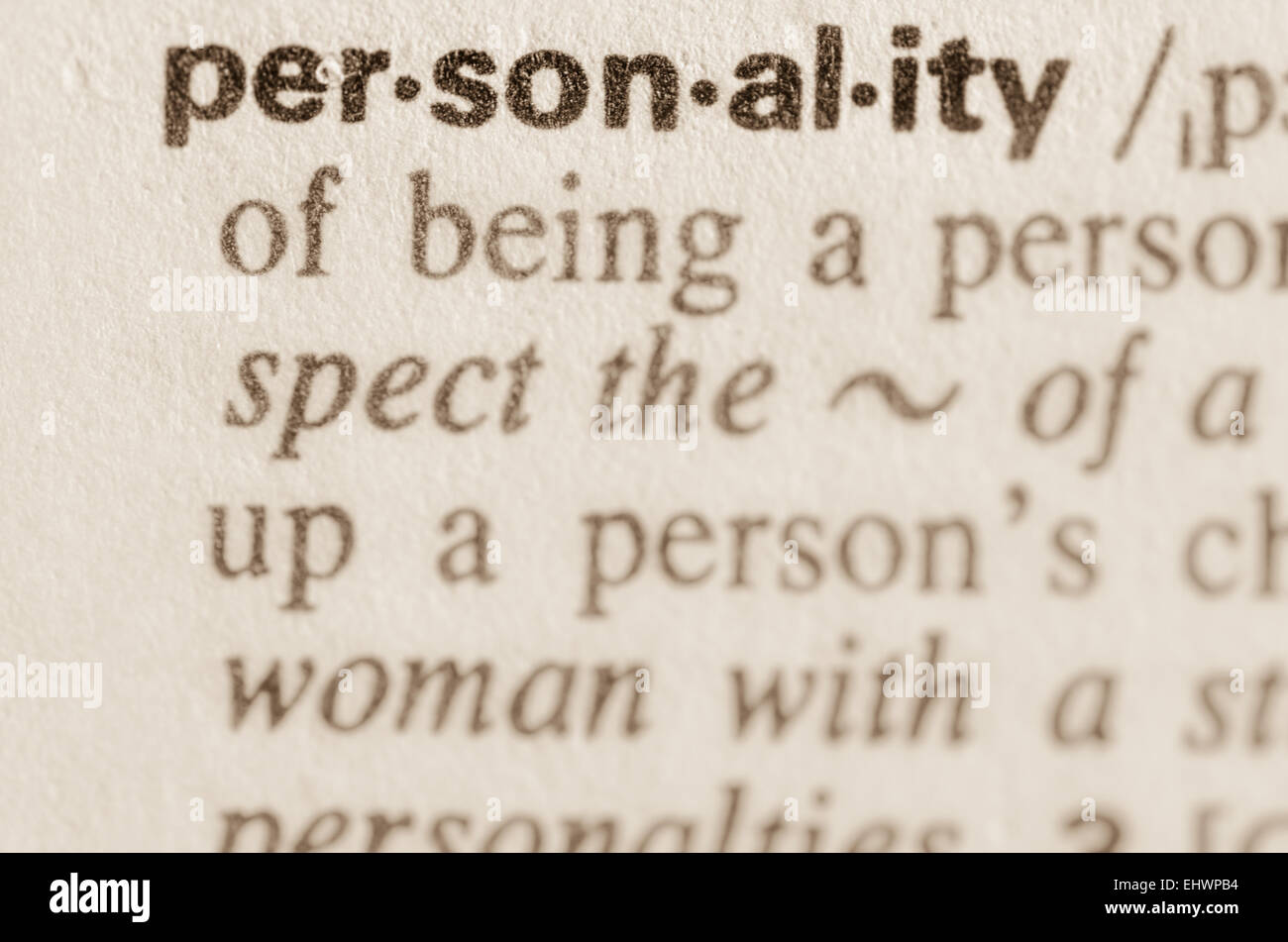 definition of the word by