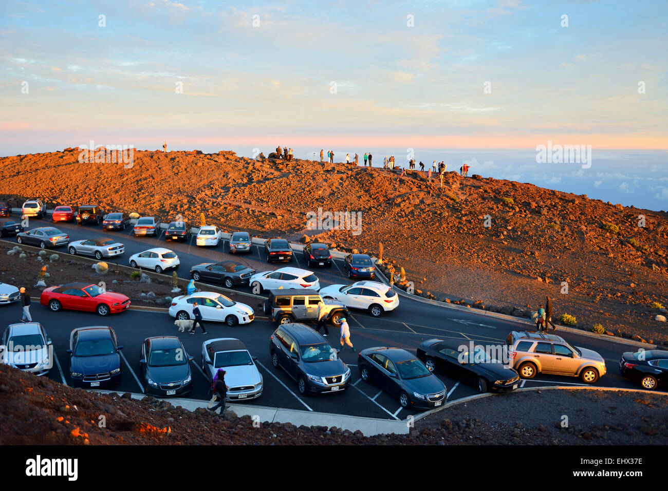 Haleakalā (/ ˌ h ɑː l i ˌ ɑː k ə ˈ l ɑː /; Hawaiian: [ˈhɐlɛˈjɐkəˈlaː]), or the East Maui Volcano, is a massive shield volcano that forms more than 75% of the Hawaiian Island of temebposubs.ga western 25% of the island is formed by another volcano, Mauna Kahalawai, also referred to as the West Maui Mountains.. The tallest peak of Haleakalā (