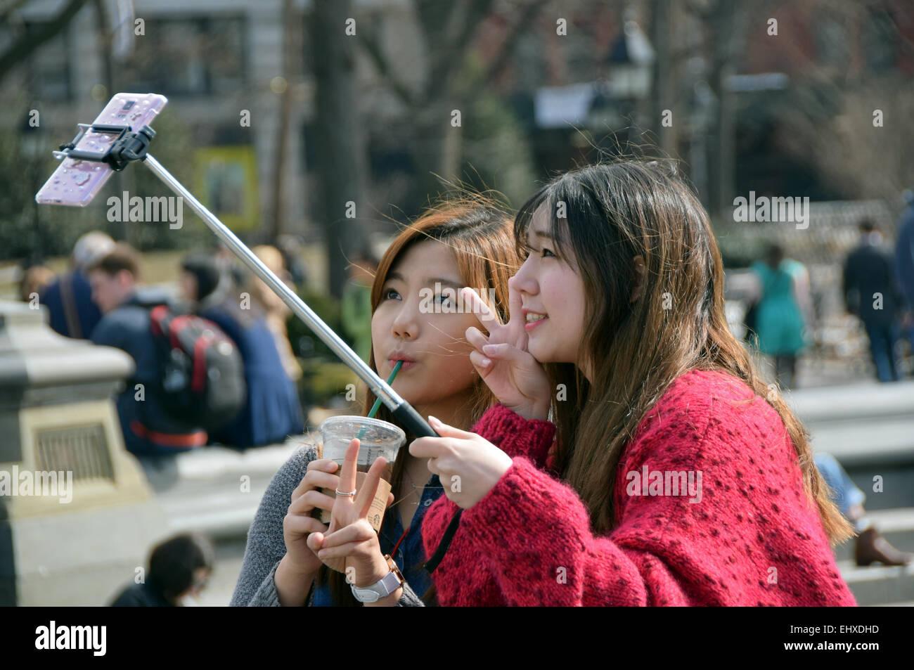 Asian women in washington
