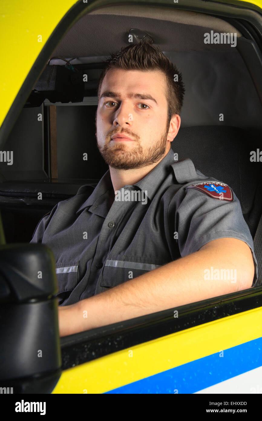 Paramedic - Stock Image