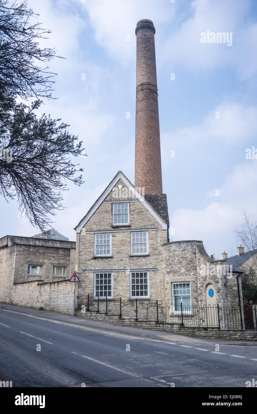 Witney Mill - Stock Image