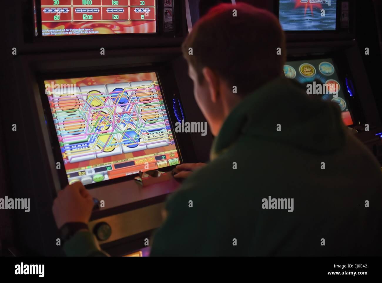App slots glitch