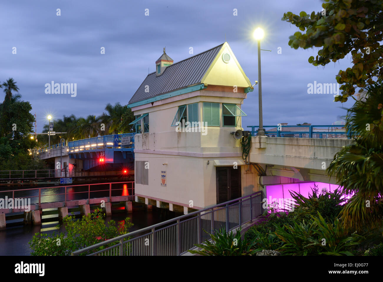 USA, Florida, Palm Beach County, Del Rey Beach - Stock Image