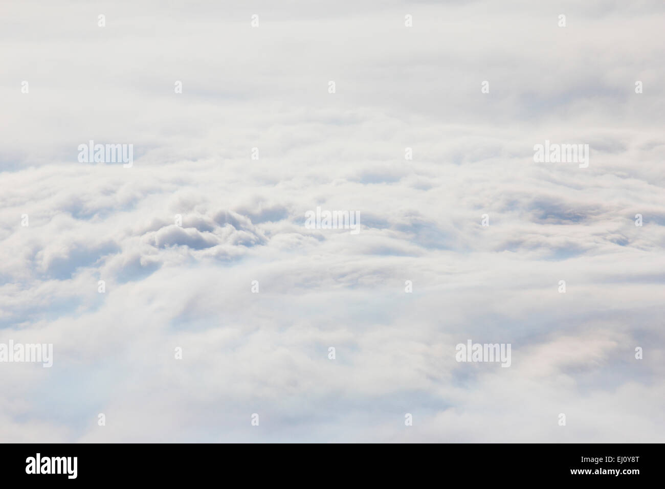 Thing, fog, sea of fog, Switzerland, sun, sunshine, weather, winter, weather, cloud, cloud thing, cloud sea, sunny, - Stock Image