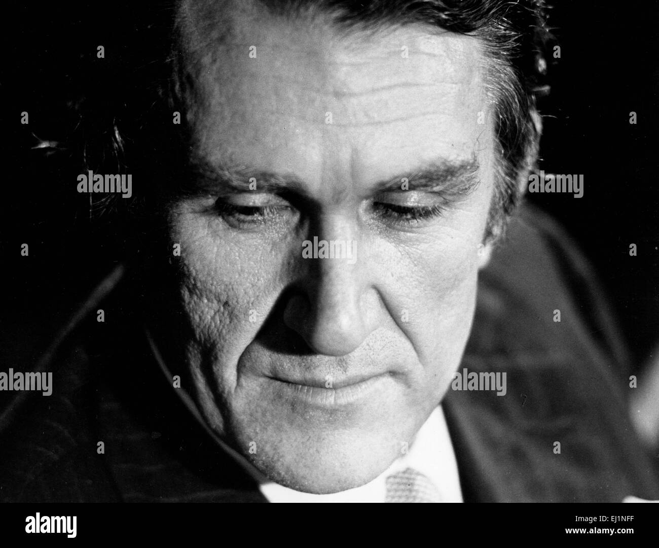 File. 20th Mar, 2015. Canberra, Australia - MALCOLM FRASER, the former Australian prime minister who was notoriously - Stock Image