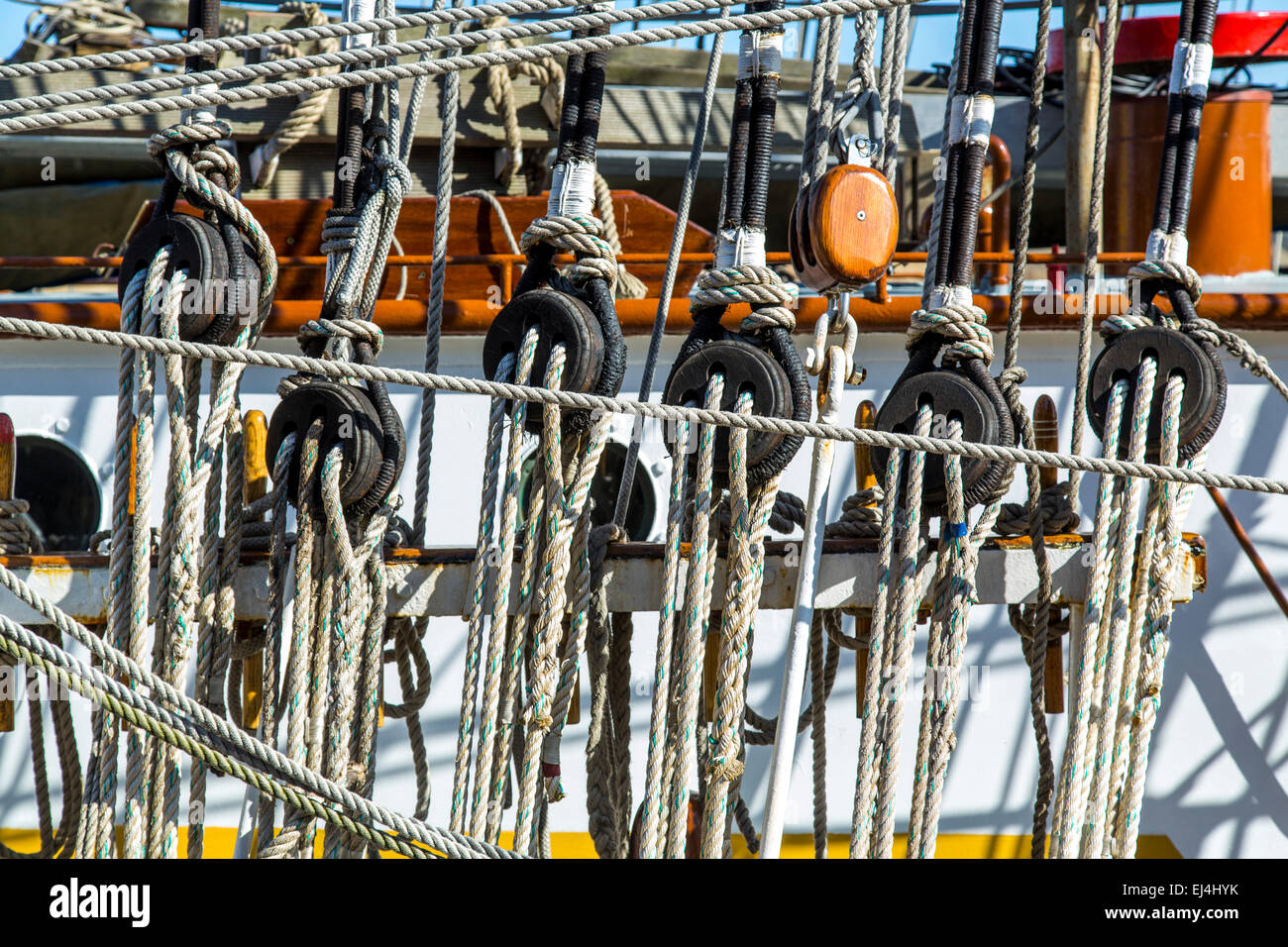 Willemsoord, former State Marine shipyard, now a mix of museum, restaurants, Companies, is a historical monument, - Stock Image