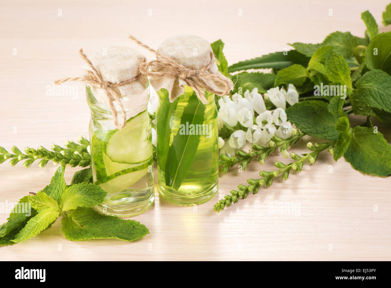 Essential oil and white flowers for spa stock photo 80018035 alamy essential oil and white flowers for spa mightylinksfo