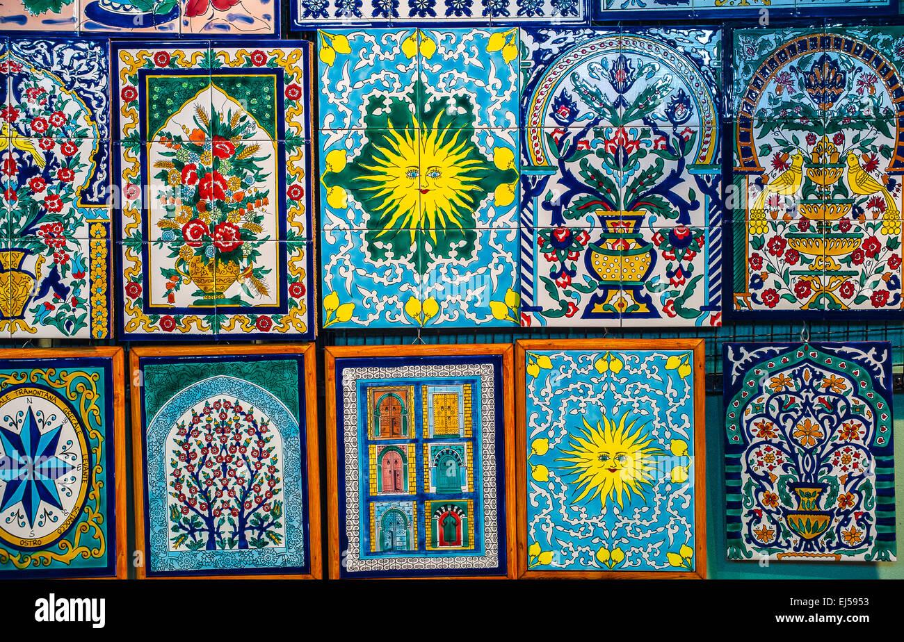 Tunisian Handicraft Stock Photos Amp Tunisian Handicraft