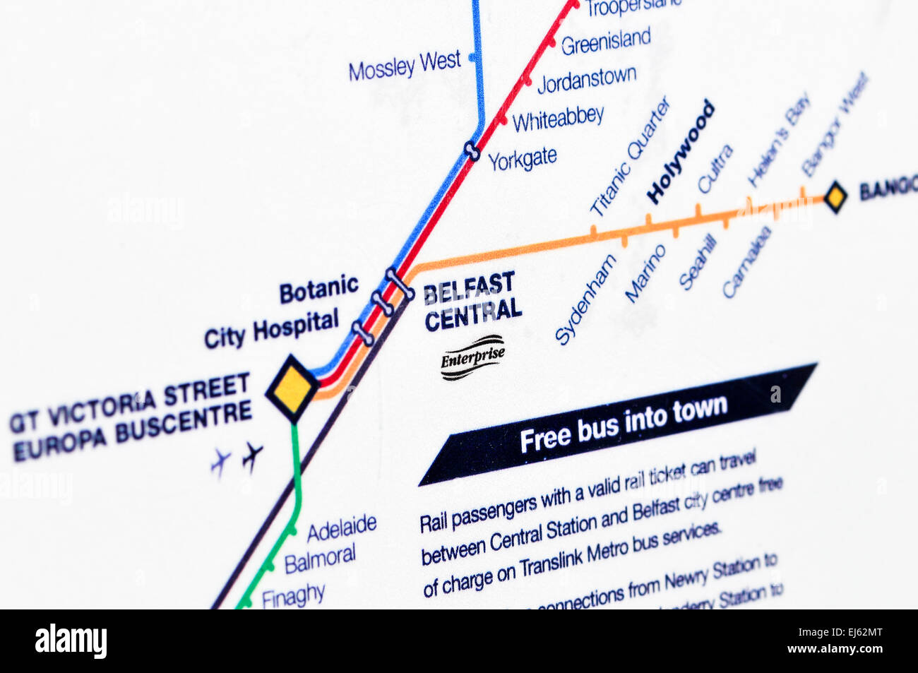 Map Of Dublin Stock Photos Map Of Dublin Stock Images Alamy
