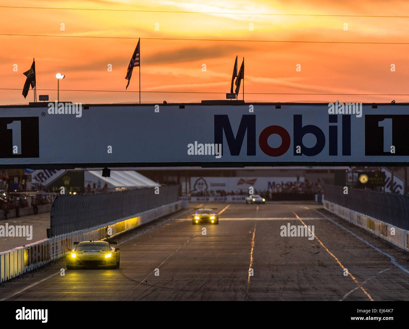 Sebring International Raceway Stock Photos & Sebring