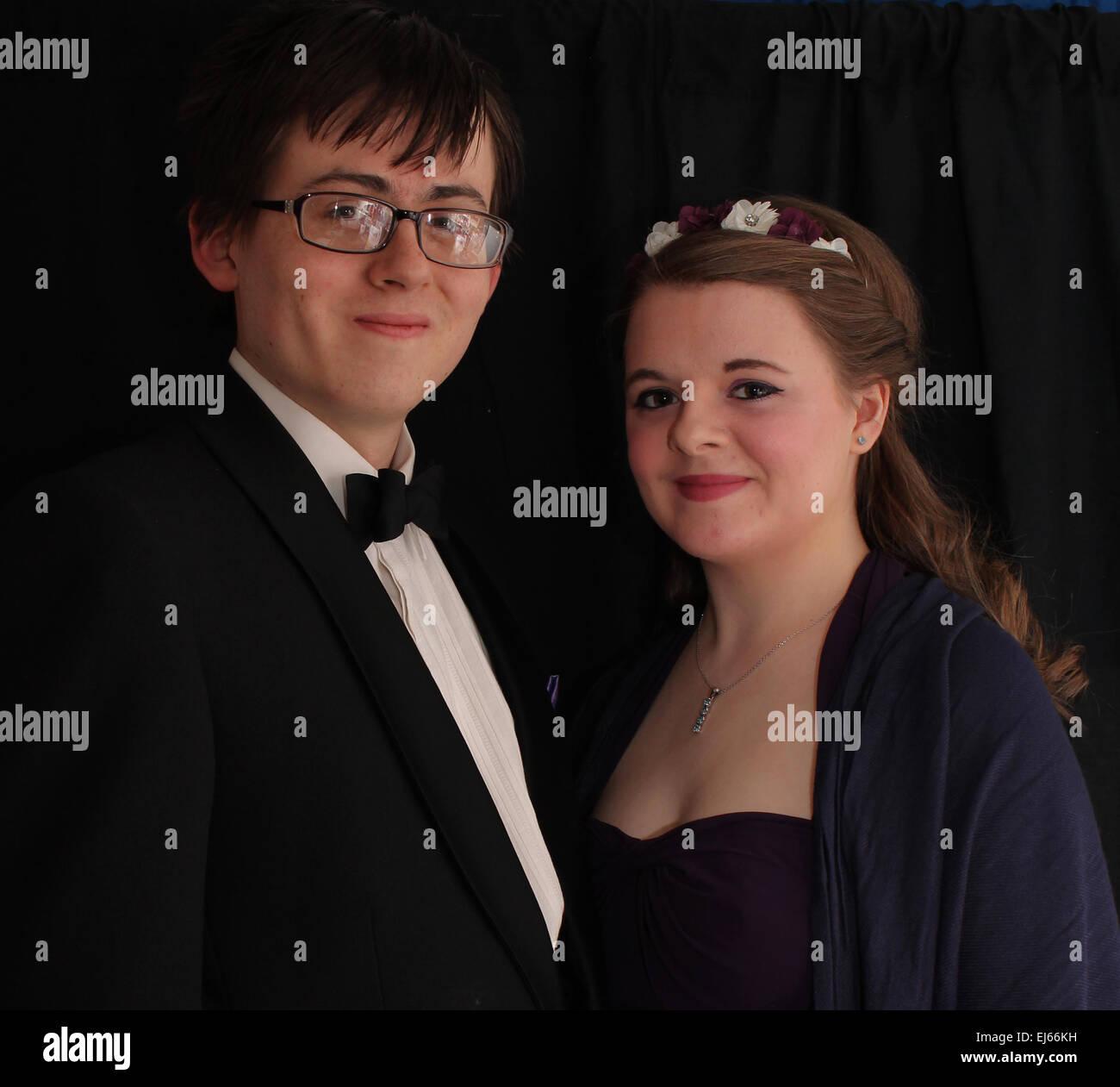 Prom date in Perth