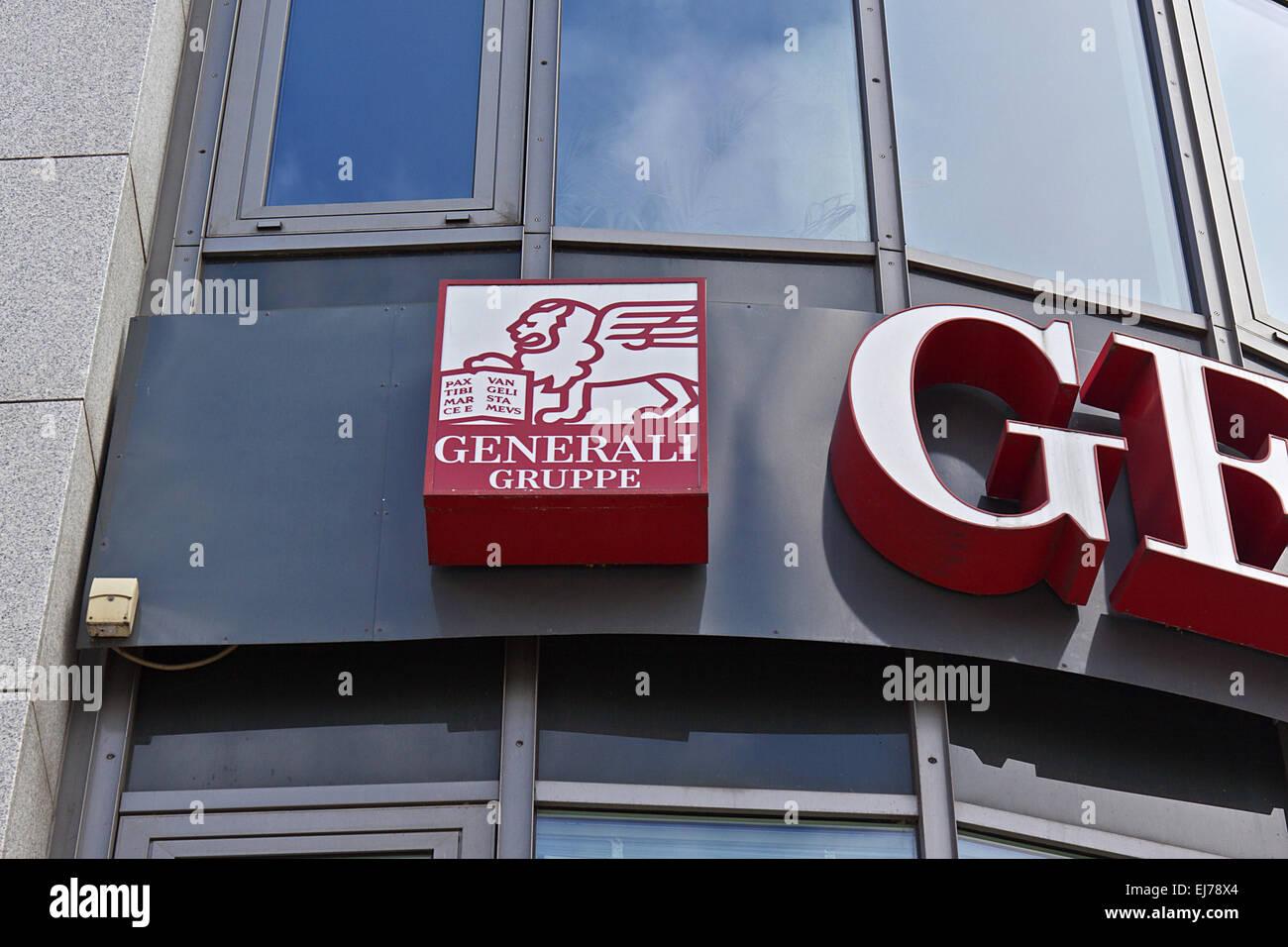 Generali Group - Stock Image