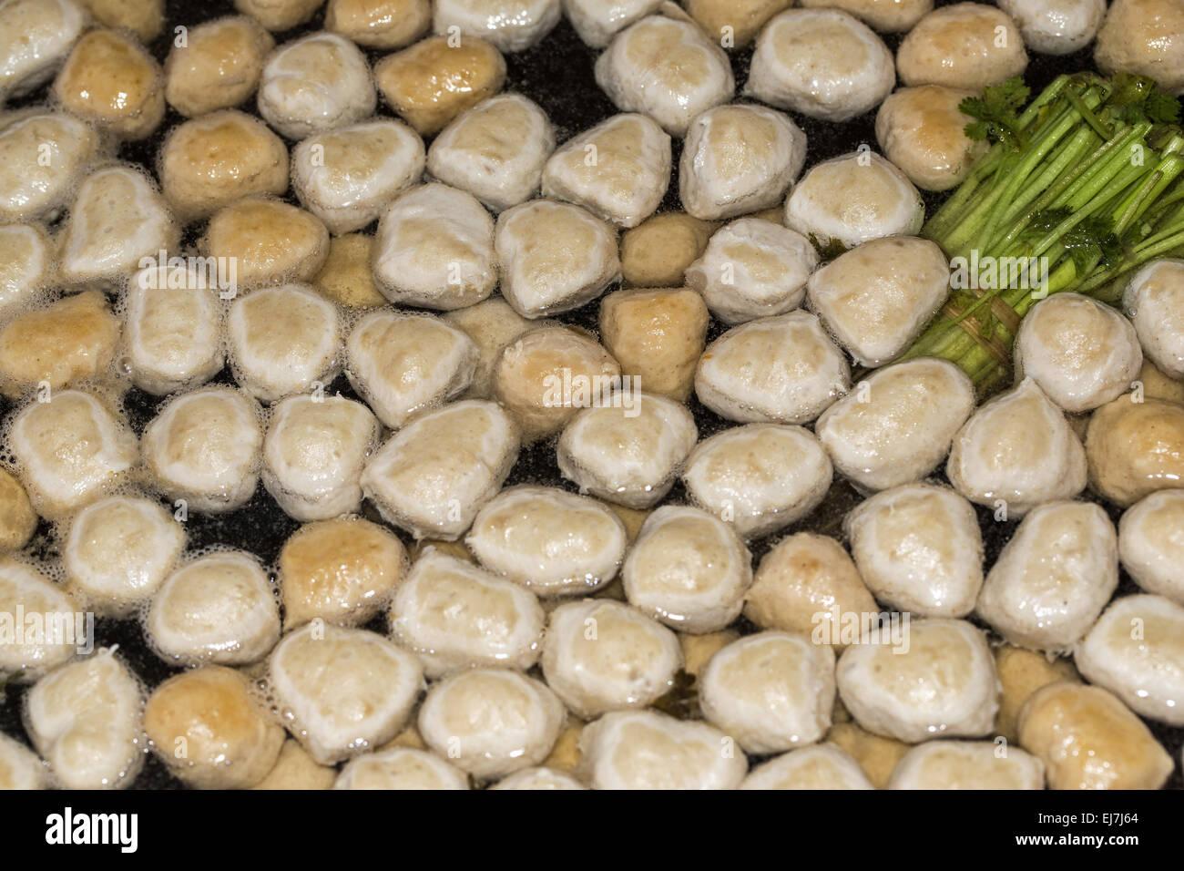 Meatballs - Stock Image
