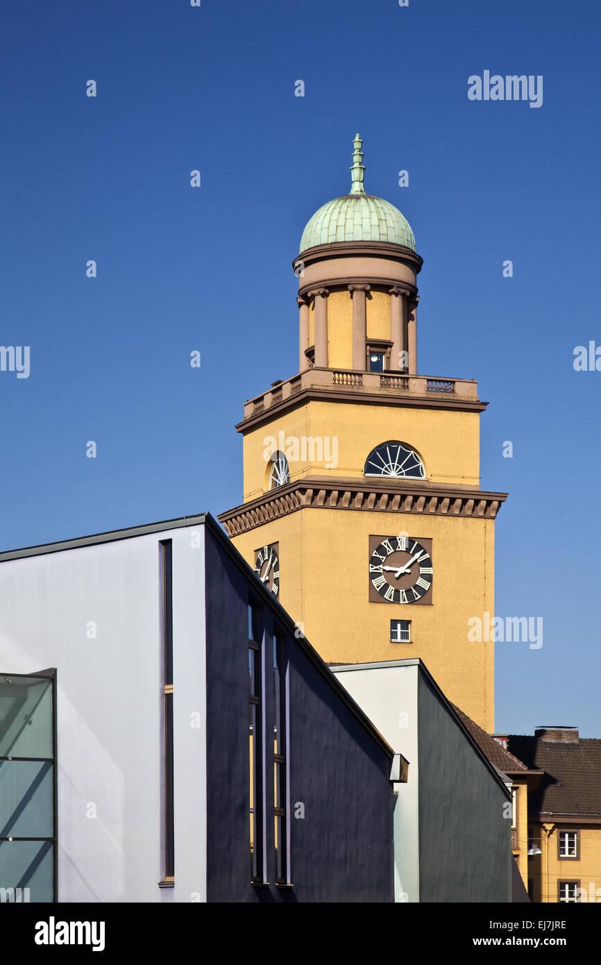 City Hall, Witten, Germany - Stock Image