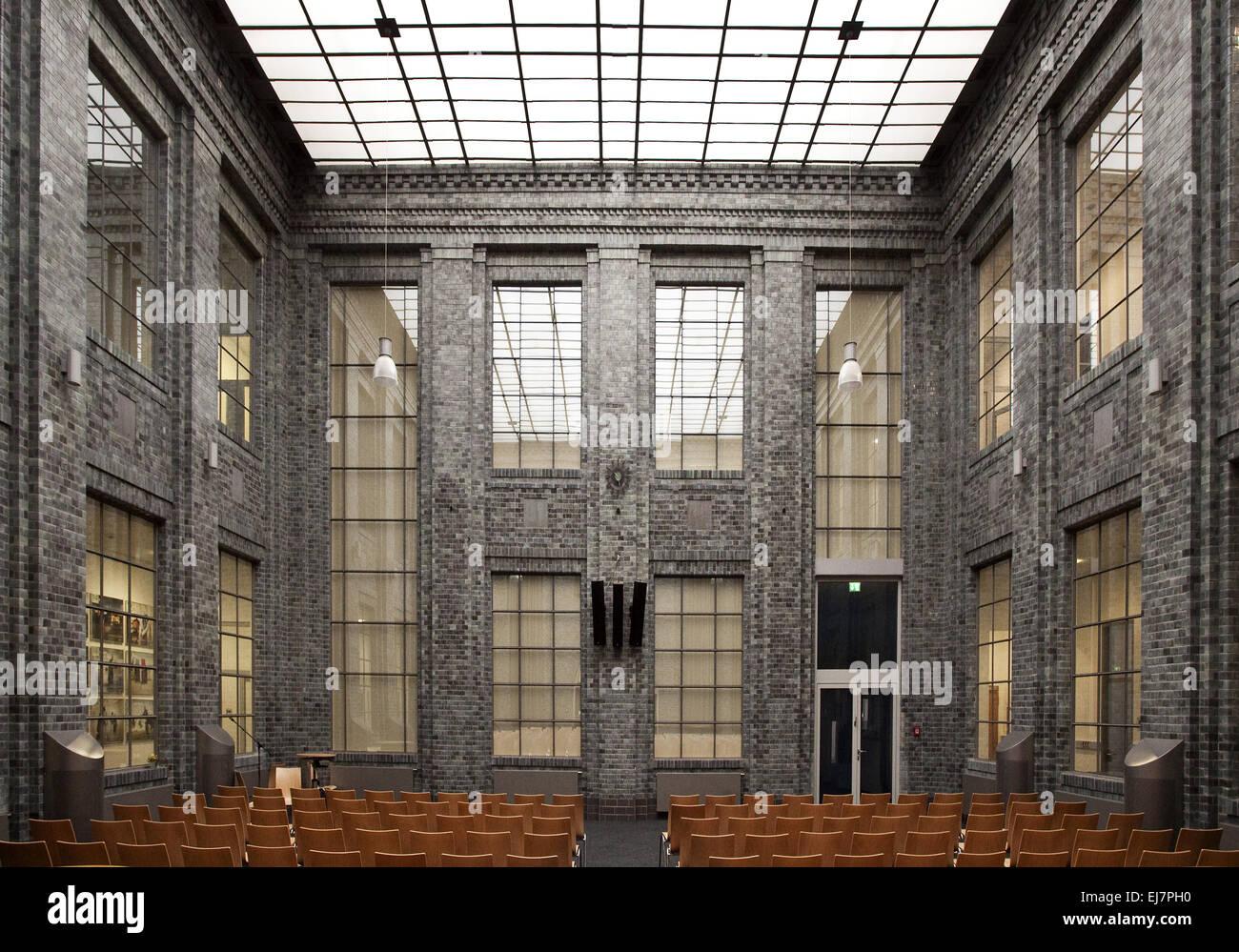 House of Business, Muelheim, Germany - Stock Image