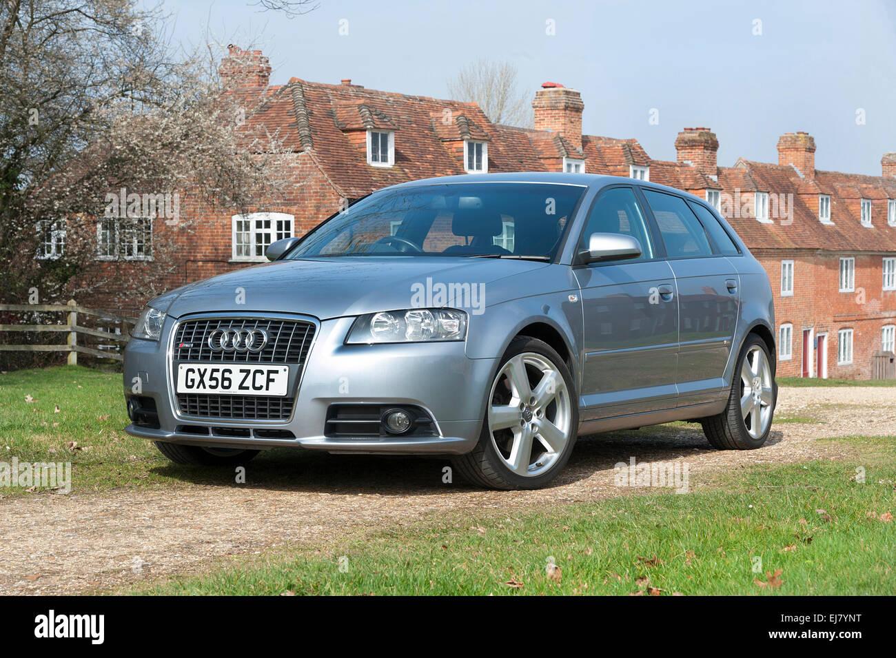 Audi A Sportback SLine Stock Photo Alamy - Ej audi