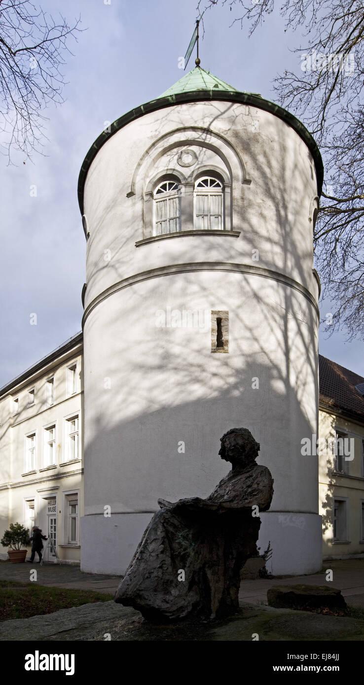 Hellweg Museum, Unna, Germany - Stock Image
