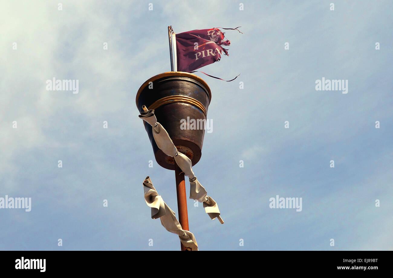 piracy - Stock Image