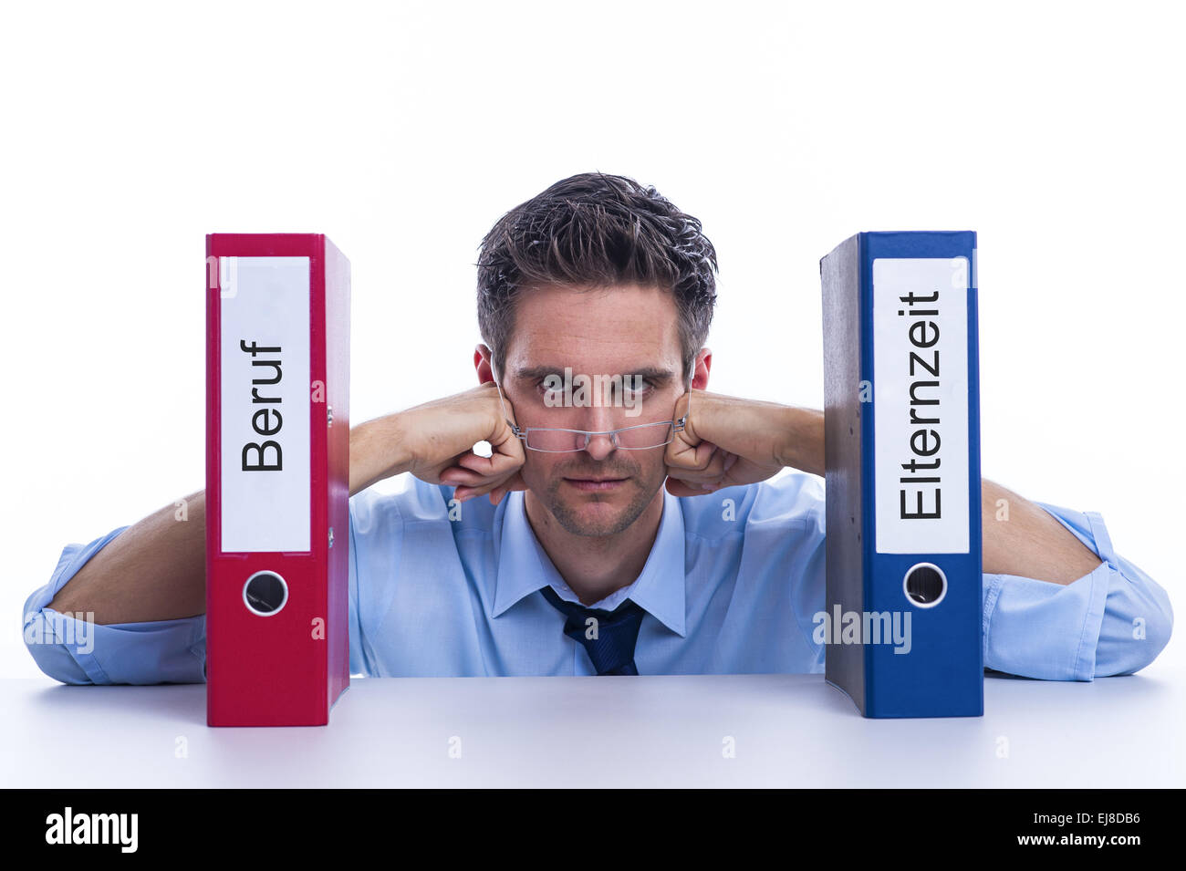 Parental leave or professional - Stock Image