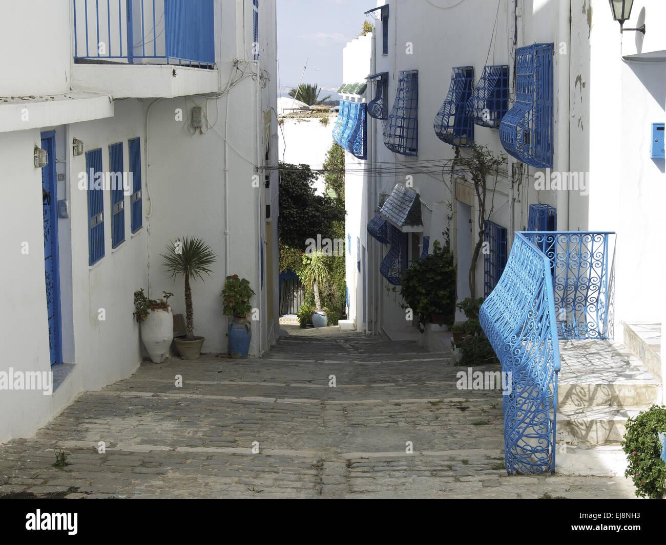 Tunesia - Stock Image